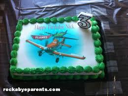 planes cake disney s planes birthday party ideas