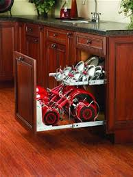 kitchen storage ideas for pots and pans 7 best pot pan organizers images on kitchen