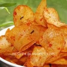 bumbu opak setan 50 best resep aneka keripik images on pinterest indonesian food