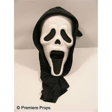 ghost face scream mask scre4m large ghostface mask movie props