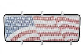 jeep american flag spartan grille insert american flag 07 17 jeep wrangler jk