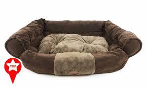 coussin de canapé coussin canapé zolia moly pour chien panier et corbeille