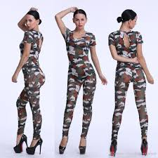 camouflage jumpsuit womens discount sale camouflage jumpsuit for sleeveless single