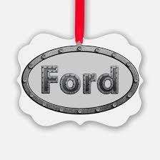 ford ornament cafepress