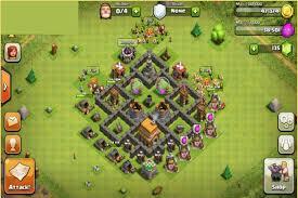 coc village layout level 5 12 best th5 defence bases april 2018 coc base