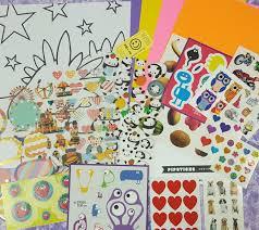 pipsticks january 2017 kids club sticker subscription review