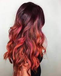 Frisuren Lange Haare Rot by Die Besten 25 Lockige Rote Haare Ideen Auf Rote