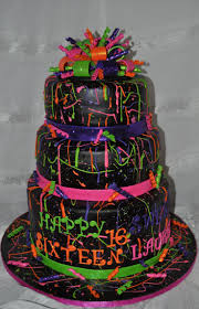 Cool Halloween Birthday Cakes by Best 25 Splatter Cake Ideas On Pinterest Paint Splatter Cake