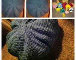 Beanie Chair Crochet Bean Bag Etsy