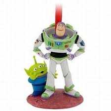 d23 exclusive 25th anniversary buzz lightyear ornament disney