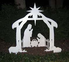 Christmas Outdoor Decorations Sale by Best 25 Nativity Sets For Sale Ideas On Pinterest Nativity