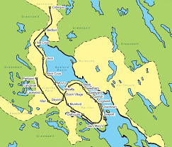 Halifax Canada Map by Transit Advocates Push For Halifax Light Rail Trains Magazine