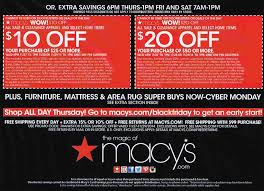 macy s black friday sale macy u0027s black friday 2014 ad coupon wizards