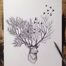 sketches for awsome nature sketches www sketchesxo com