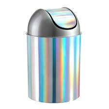pretty trash cans for bathroom pretty trash can liners nice