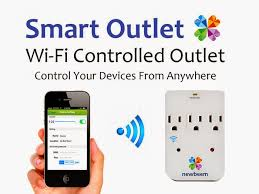 smartphone controlled outlet 15 smart and innovative power outlets