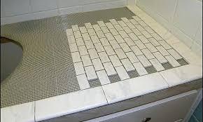 bathroom countertop ideas tile countertop ideas tiled tile bathroom countertop ideas