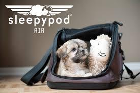 Sleepypod Mobile Pet Bed Travel Woof Proofed