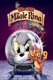 tom jerry magic ring