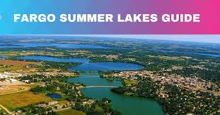 North Dakota lakes images Fargo summer lakes guide fargo monthly png
