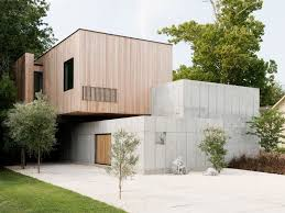 home design elements concrete box house influenced by japanese design box houses