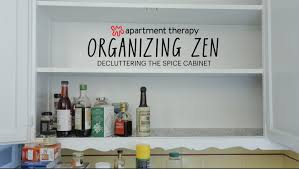 organize your spice cabinet once and for all video apartment