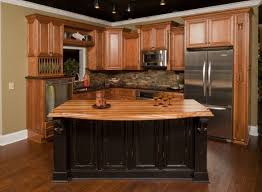 Honey Oak Kitchen Cabinets Wall Color Download Honey Kitchen Cabinets Homecrack Com