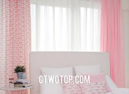 White And Pink Nursery Curtains Pink Nursery Curtains Eulanguages Net