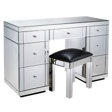 glass vanity table with mirror glass vanity table modern desk in 14 udouplaty com glass bedroom