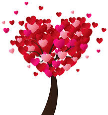 valentine u0027s day heart tree png clip art image gallery