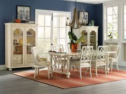 hooker furniture dining room sandcastle 80in rectangle dining