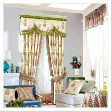 Olive Colored Curtains 25 Gallery Of Bright Multi Color Curtains Best Living Room