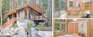 Prefabricated Cabins And Cottages by Prefab Fanprefab Method Cabin