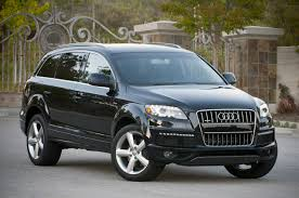 Audi Q7 Gold - 2011 audi q7 3 0t s line w video autoblog