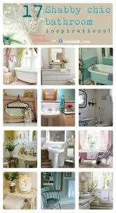Shabby Chic Bathroom by 25 Awesome Shabby Chic Bathroom Ideas Chic Bathrooms Shabby And