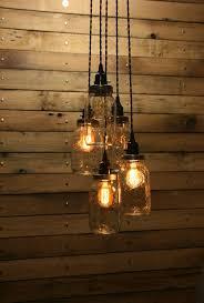 Mason Jar Ceiling Fan by Amazing Hanging Chandelier Lights Chandeliers Hanging Lights