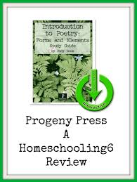 crew review progeny press homeschooling 6