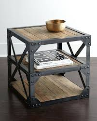 Industrial Style Coffee Table Industrial Side Table Industrial Style Side Table Rrp Kmart