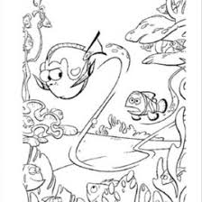 finding nemo coloring book u2013 az coloring pages finding nemo