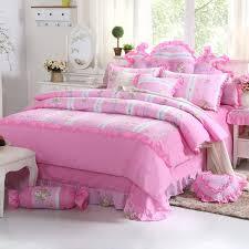 little girls pink princess style cute girly themed ruffle