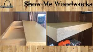 Wall Shelves With Drawers Hidden Compartment Wall Shelf Youtube