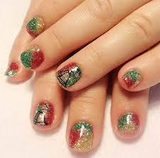 easy christmas nail art designs u0026 ideas 2013 2014 x mas nails