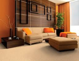 colors for livingroom warm color wall paint and brown shades sofa design ideas for