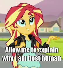 Best Mlp Memes - image result for mlp sunset shimmer shimmer friendship games