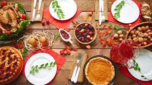 thanksgiving dinner plates dinnerware 4 fun ways to spice up your table for thanksgiving dinner gw