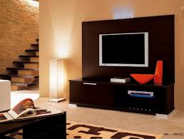 Tv Table Interior Design Lcd Tv Unit Design Ideas Video And Photos Madlonsbigbear Com