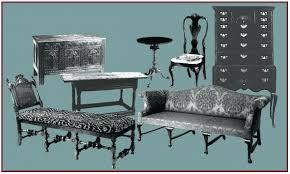 historic period interior design and home decor the american