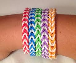 make rainbow bracelet images Try these cool rainbow loom bracelets for girls accessories jpg