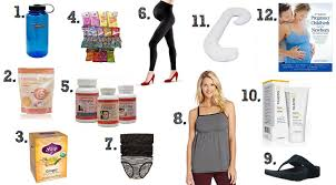 Top 10 Must Pregnancy Essentials by Pregnancy Survival Kit 12 Essential Items For Expecting