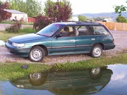 subaru station wagon green 1993 subaru legacy information and photos zombiedrive